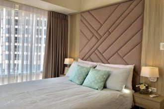 Super Elegant 1BR at Marco Polo Residences