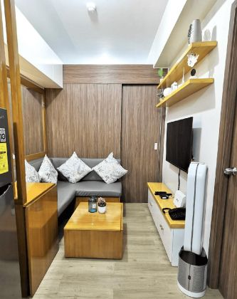 2BR Condo for Rent in Spring Residences Sun Valley Paranaque