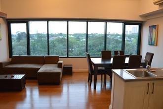 For Lease 2 Bedroom Loft in One Rockwell East Tower