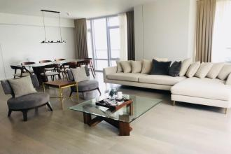 3 Bedroom for Rent at Proscenium at Rockwell Makati