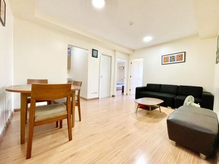 Furnished 2 Bedroom for Rent with Balcony in Grand Soho Makati
