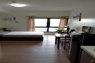 Fully Furnished Studio for Rent in Vinia Residences QC