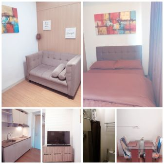 1 Bedroom for Rent in SMDC Grace Residences