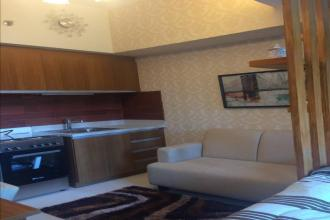 Fully Furnished Studio for Rent at Eton Tower Makati
