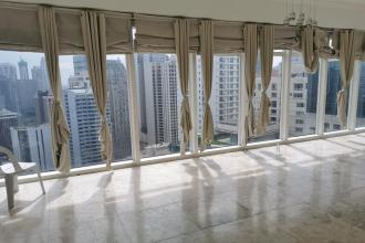 Unfurnished 3BR at Salcedo Park Makati