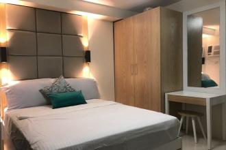 Fully Furnished Studio Unit at Bamboo Bay Community for Rent
