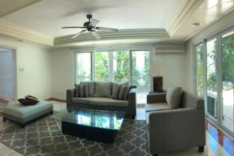 4 Bedroom House and Lot for Rent in Ayala Alabang Village