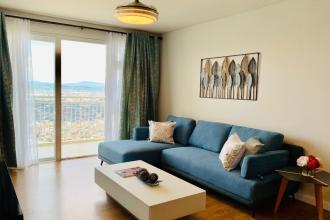 Fully Furnished 3 Bedroom Unit at Two Serendra for Rent