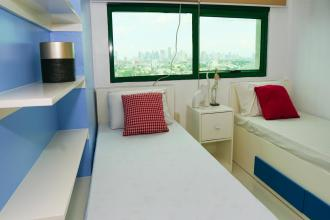 Fully Furnished Studio for Rent in Symphony Towers QC