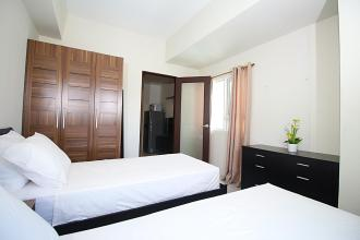 Fully Furnished 1BR Unit for Rent at The Pearl Place