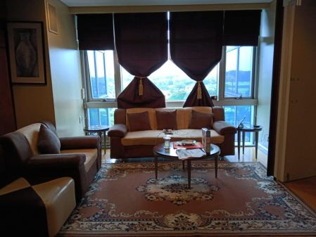 Fully Furnished 3 Bedroom Unit at Pacific Plaza for Rent