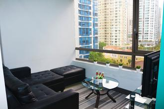 1BR Loft Apartment for Rent in Bellagio Towers