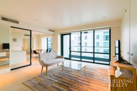 2BR FullyFurnished Condo for Rent in Amorsolo Square Makati