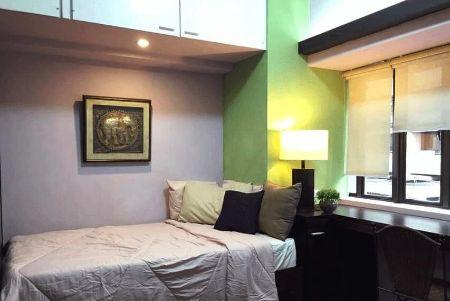 Studio Condo for Rent in Prince Plaza, Legazpi Village, Makati