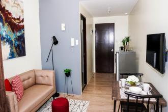 Studio Unit in Vinia Residences for Rent