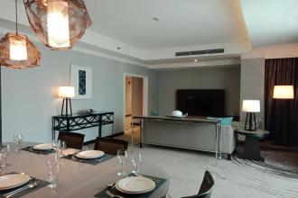 Greatest 3 Bedroom in Ayala Makati for 9 Person