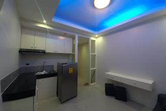 Semi Furnished Studio Unit at The Pearl Place