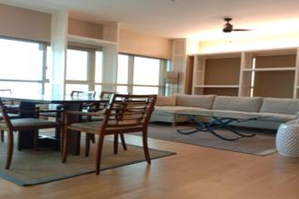 Fully Furnished 3 Bedroom at The Residences At Greenbelt