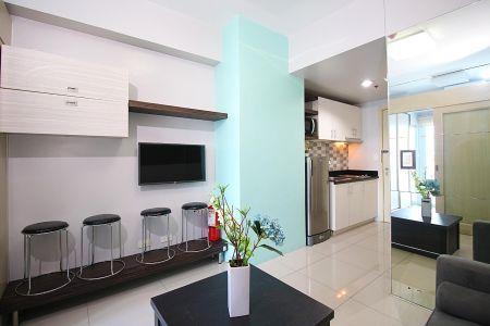 1 Bedroom for Rent in Jazz Residences Makati Metro Manila