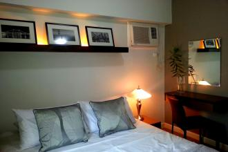 1BR Furnished with Parking at Red Oak Two Serendra BGC