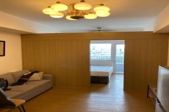 Fully Furnished 1 Bedroom with Balcony at Grace Residences