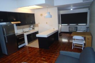 Fully Furnished 1 Bedroom Unit in BSA Mansion for Rent