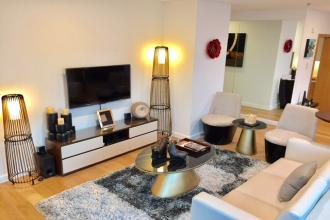 Modern Interior Fully Furnished 3 Bedroom at Park Terraces