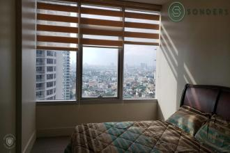 Classy 1 BR with balcony Unit at The Proscenium at Rockwell