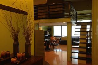 Fully Furnished 1BR Loft in Malayan Plaza Ortigas