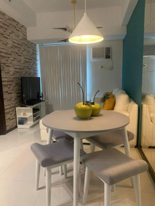 1BR Fully Furnished Unit for Rent at Trion Towers BGC Taguig