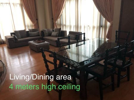 Furnished 2 Bedroom in Shang Grand Tower