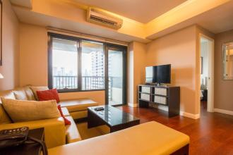 Fully Furnished 2BR Unit at One Rockwell for Rent