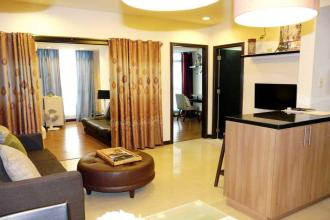 Fully furnished 2BR condo for rent at Kensington Place in BGC