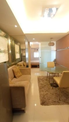 Fully Furnished Studio Unit with 1 Parking in Park Terraces