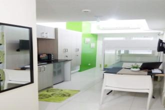 Studio Furnished Unit at Green Residences