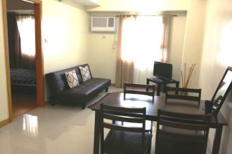Fully Furnished 1BR for Rent in Trion Towers Taguig