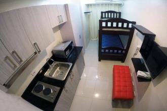 Studio Unit for Rent at Green Residences with Fast Wifi