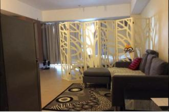 Studio Unit Fully Furnished at Mckinley hills fort For Lease