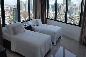 Fully Furnished 3 Bedroom Unit at One Rockwell