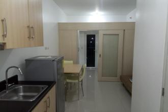 Fully Furnished 1 Bedroom Unit at SM Light Residences for Rent