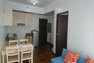 Fully Furnished 1 Bedroom at The Capital Towers