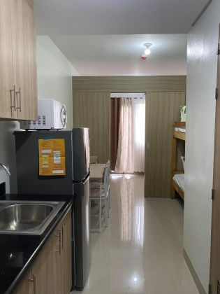 Fully Furnished 1 Bedroom with Balcony at Shore 2 Residences