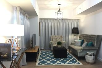 Fully Furnished 1BR Unit in One Maridien for Rent