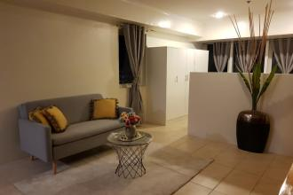 Fully Furnished Studio Unit at South of Market Residences