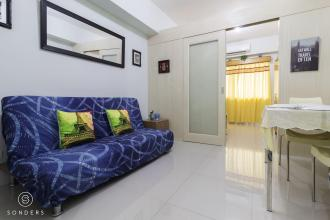 Fully Furnished 1BR for Rent in Jazz Residences Makati