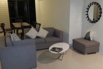 Fully Furnished 2BR Unit with 2 Balconies at Arya Residences