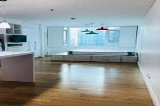 Studio Unit For Rent in Park Terraces Makati City