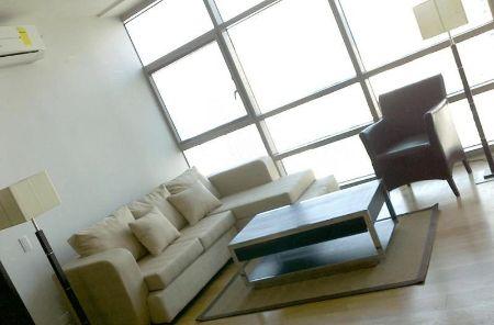 1BR Condo for Rent The Residences at Greenbelt Legazpi Village
