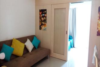 1BR Fully Furnished Unit with Balcony SM Light Residences