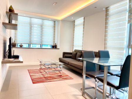 Modern 1 Bedroom at Crescent Park Residences